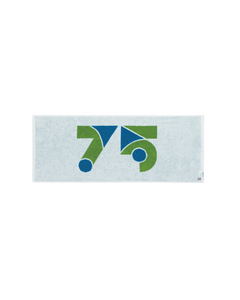 75TH SPORTS TOWEL