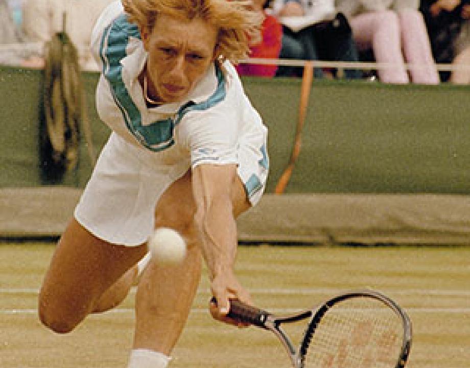 First Racquet