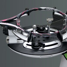 PRECISE: TURNTABLE & CLAMP
